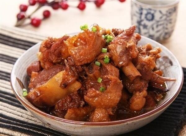 Các món ăn từ vịt vô cùng đa dạng, phong phú