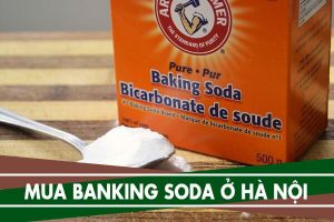 Banking Soda mua ở đâu tại Hà Nội, giá bán bột nở baking soda