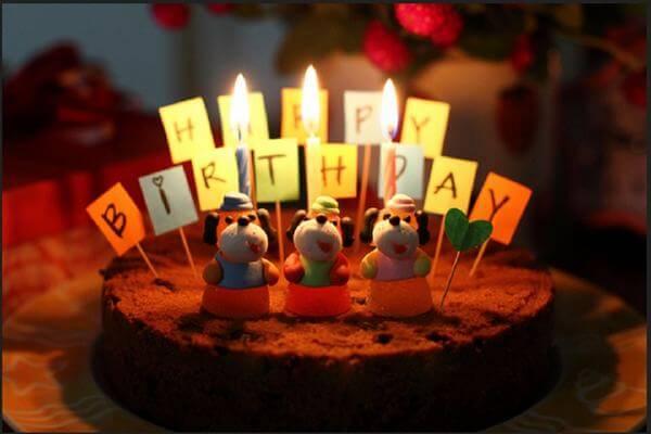 Tổng hợp những câu chúc mừng sinh nhật bá đạo, hay nhất cho bạn thân, gia đình