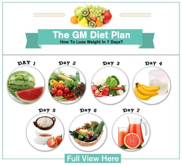General Motor Diet là gì 1