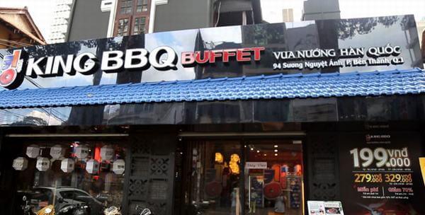 Địa chỉ các quán nướng ngon ở Gò Vấp Hồ Chí Minh, xiên nướng, xiên que nướng ngon rẻ