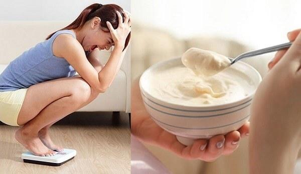 Nếu đang gặp vấn đề với cân nặng, bạn không thể bỏ qua sữa chua không đường