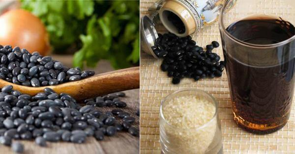 Có nên uống nước đỗ đen rang hàng ngày không, uống có tốt không?