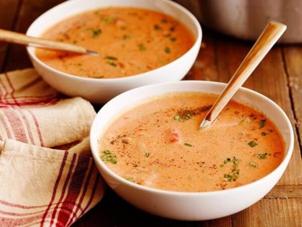 ăn súp giúp giảm cân