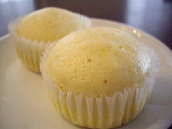 Bánh bông lan hấp – cách làm bánh bông lan hấp
