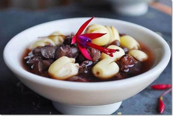 Chè đậu đỏ hạt sen rất bổ dưỡng cho sức khỏe
