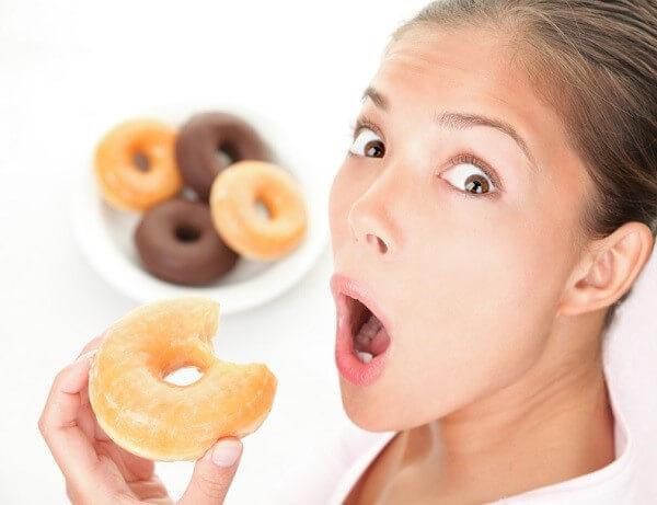 Kiểm soát số lượng đồ ngọt