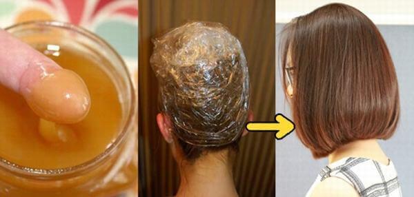 Mặt nạ dưỡng tóc giúp tóc cân bằng lại độ ẩm và nhờ đó mau chóng phục hồi