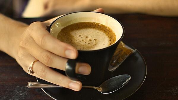 Hạn chế dùng cafe