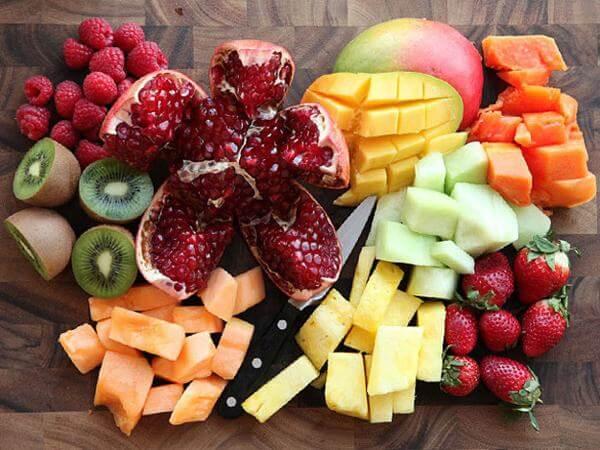 Các loại thực phẩm có thể dùng trong quá trình giảm béo bằng detox