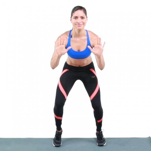 Động tác giúp đùi thon gọn nhanh chóng - 8 bài tập giảm mỡ đùi nhanh nhất trong 1 tuần