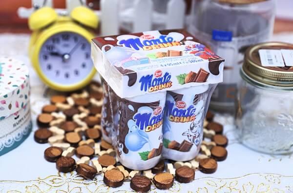 Váng sữa Monte của Đức có tốt không