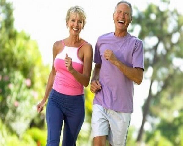 Duy trì vận động ở tuổi trung niên