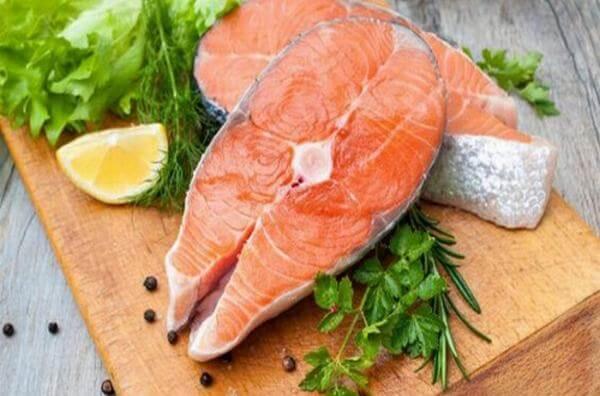 Cá là món mẹ Nhật ưa thích