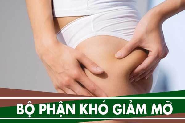 Bộ phận khó giảm mỡ, giảm cân nhất trên cơ thể phụ nữ