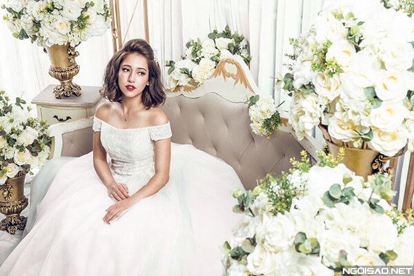 Cách làm các kiểu tóc cô dâu đơn giản mà đẹp trong ngày hỏi, cưới