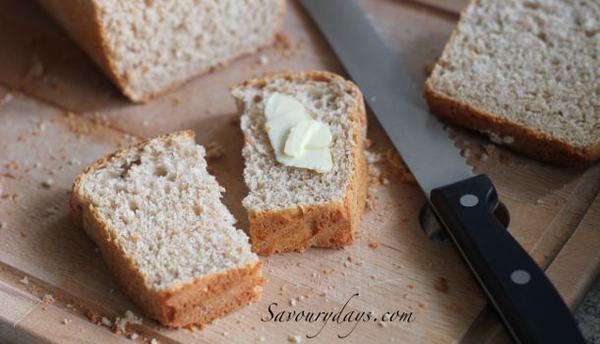 Bánh mì nguyên cám giảm cân an toàn