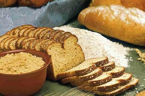Bánh mì Ezekiel