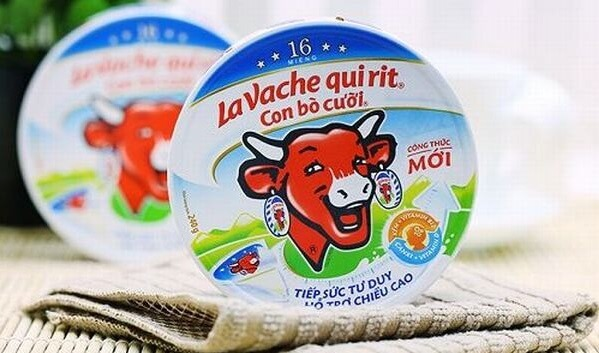 Ma p'tite Vache qui rit