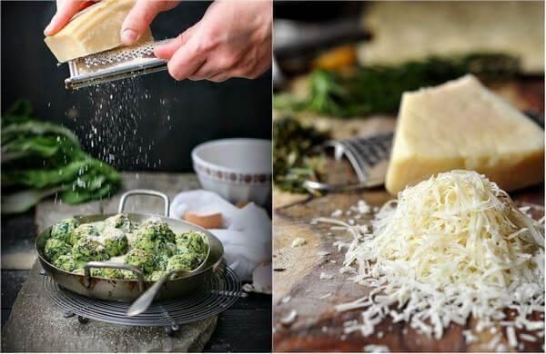 PARMESAN CHEESE - Loại cheese phổ biến trong món pasta