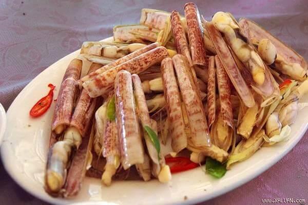 Ốc móng tay sốt dầu hào - Menu các món ốc ngon dễ làm, cách chế biến các món ốc