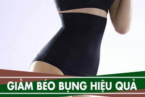 5 phương pháp giảm béo bụng hiệu quả nhất tại nhà hiện nay