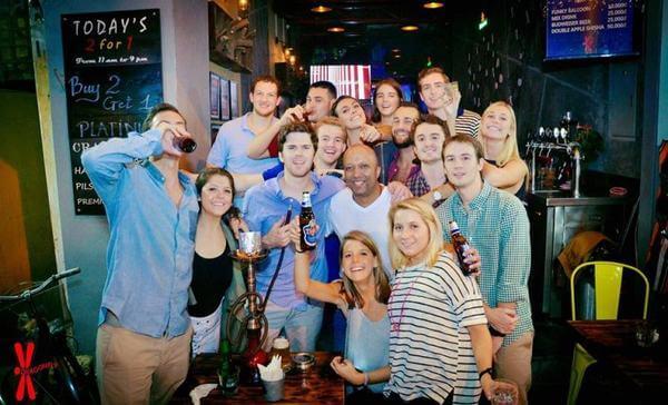 Dragon Fly – Hàng Buồm - Các quán Bar bình dân ở Hà Nội - Địa chỉ, giá quán Bar sinh viên