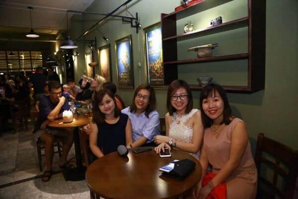 The Leprechaun – Từ Hoa - Các quán Bar bình dân ở Hà Nội - Địa chỉ, giá quán Bar sinh viên