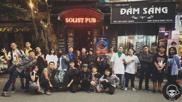 Solist Pub – Bá Đàm -Bát Đàn, Quận Hoàn Kiếm, T.p Hà Nội