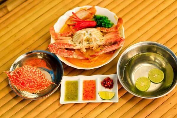 Bánh canh ghẹ muối ớt xanh -Nguyễn Tri Phương, Phường 9, Quận 10