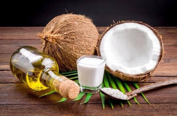Cách dưỡng da bằng dầu dừa, làm trắng da mặt, da toàn thân