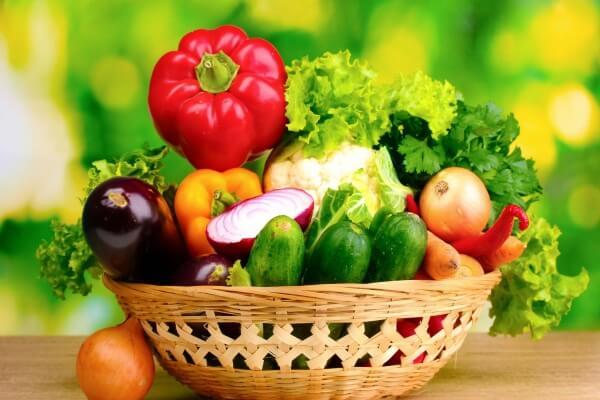 Thực phẩm tươi sống có chứa nhiều chất dinh dưỡng và enzyme để đẩy nhanh quá trình trao đổi chất