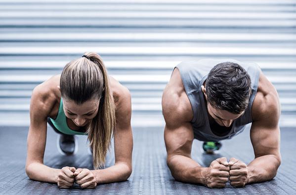 Tập luyện vừa phải là cách để bạn khỏe mạnh và cơ thể săn chắc hơn