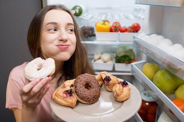 Kiểm soát lượng Calories