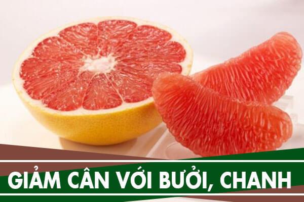 Cách giảm cân với cà chua, chanh, bưởi nhanh trong 1 tuần