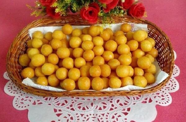 Nguồn gốc món bánh nhãn Nam Định
