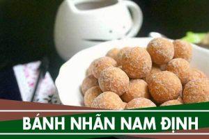 Cách làm bánh nhãn Nam Định bằng bột mì, bột nếp không bị cứng