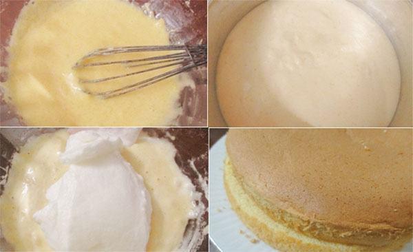 Cách làm bánh sinh nhật, bánh gato bằng nồi cơm điện – huong dan lam banh kem sinh nhat