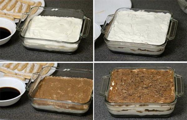 Cách làm bánh tiramisu café thơm mềm đúng kiểu Ý – cách làm tiramisu