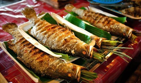 Món cá rô phi nướng sả thơm ngon hấp dẫn - Cách làm cá rô phi nướng sả