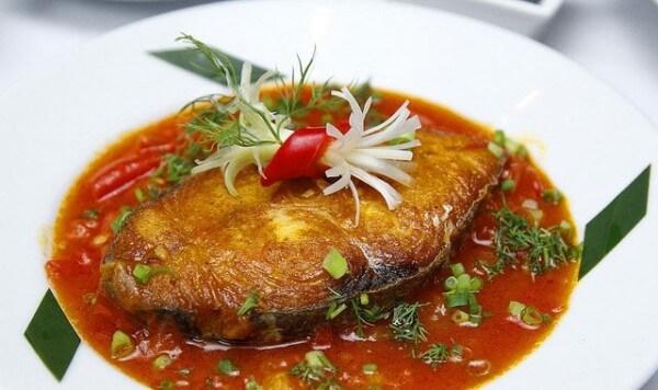 Cách làm cá sốt cà chua đơn giản tại nhà cực ngon – cá thu sốt cà chua