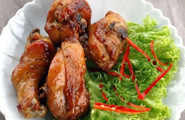 Đùi gà chiên mắm - Cách làm cánh gà chiên nước mắm tỏi
