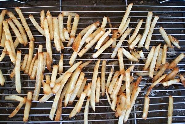 Cách làm khoai tây chiên bằng tiếng anh, tên tiếng anh là gì?