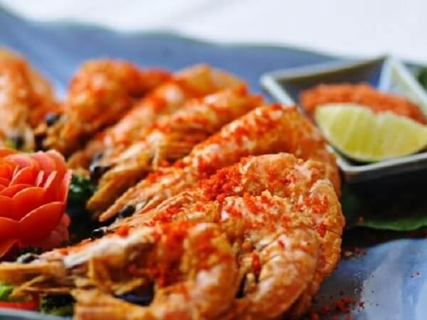 Sử dụng muối ớt này để rang hải sản, các loại thịt rất ngon