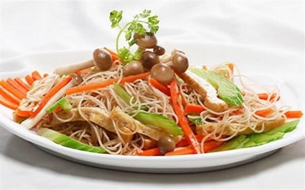 Một số món ngon được chế biến từ mỳ gạo