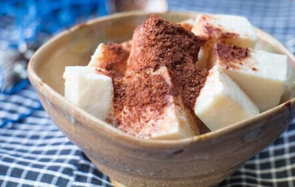 Cách làm sữa chua dẻo ca cao cho bé bằng lá gelatin, bột gelatin
