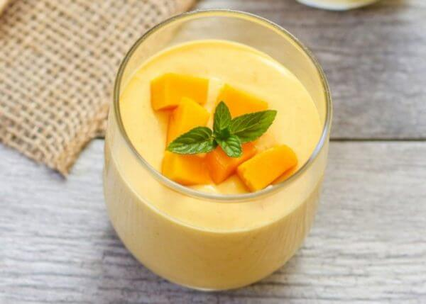 Sữa chua xoài ngon tuyệt tự làm ngay tại nhà