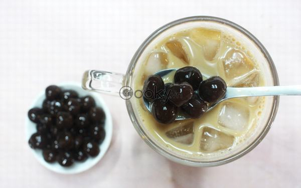 Cách làm thạch trà sữa, thạch trái cây, rau câu uống trà sữa