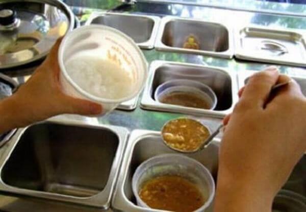Cách nấu cháo dinh dưỡng để bán-hình số-3 - Học cách nấu cháo dinh dưỡng để bán ngon, có lãi