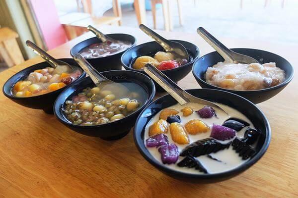 Trình bày thuyết minh về các món chè Việt Nam?